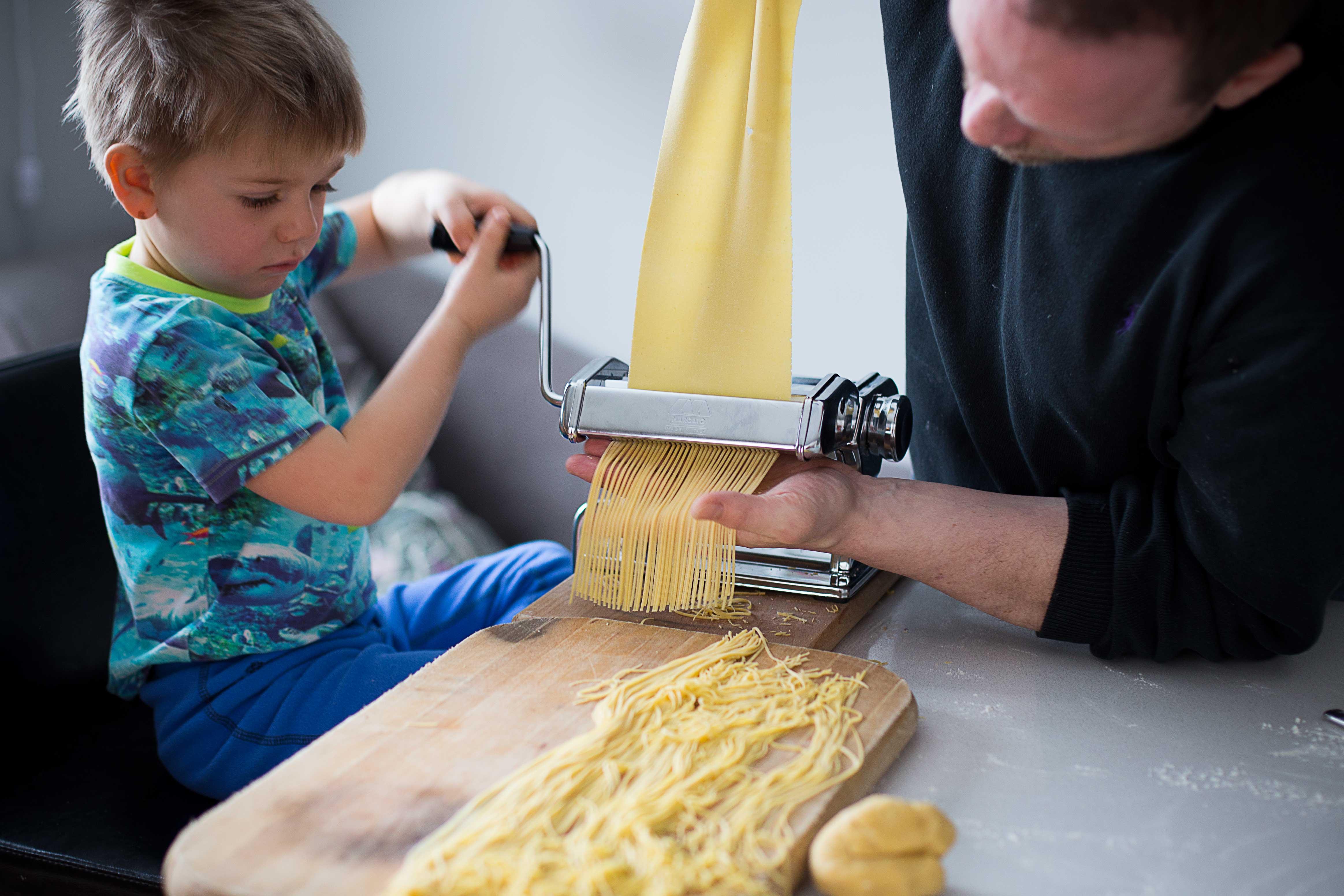 Hjemmelaget pasta