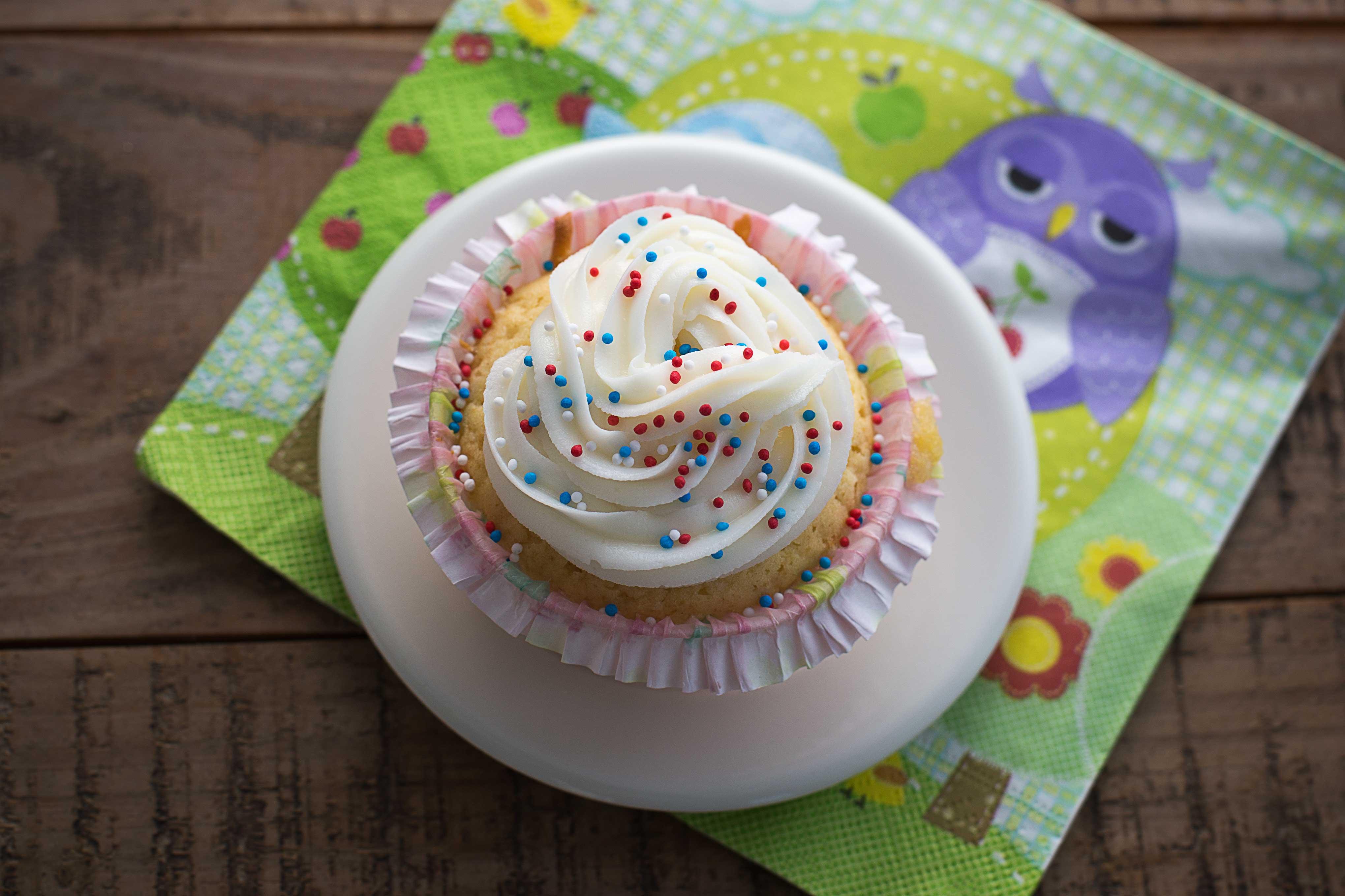 Muffins til barnebursdag