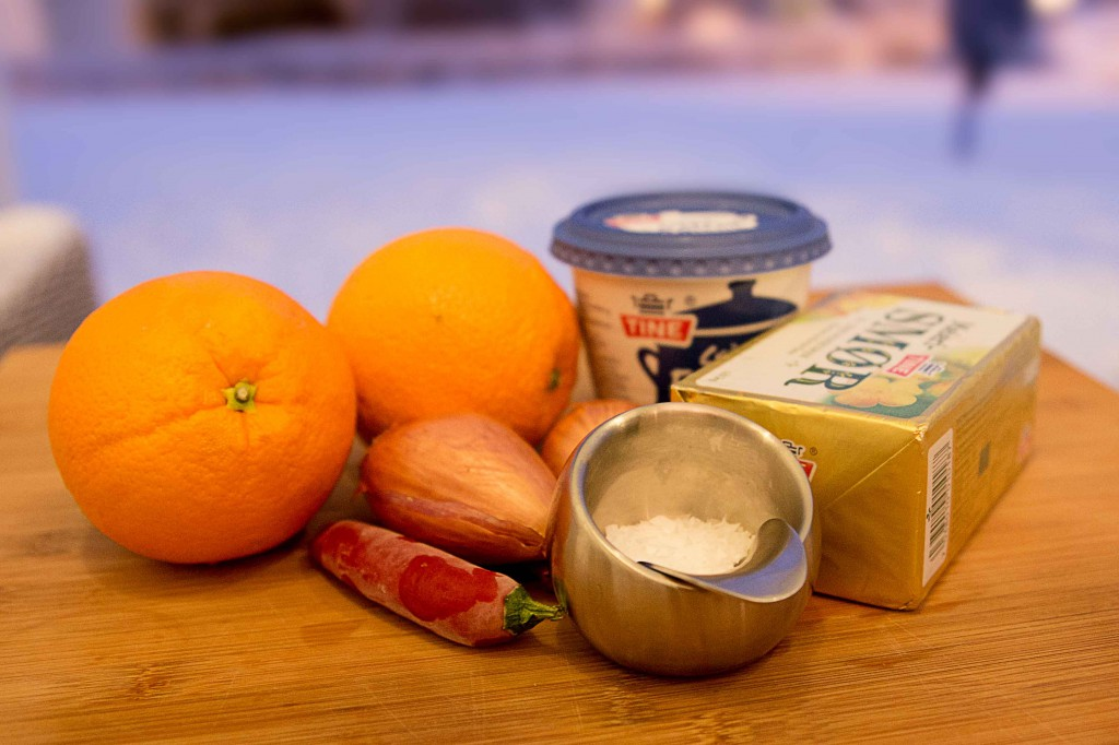 Appelsinsaus